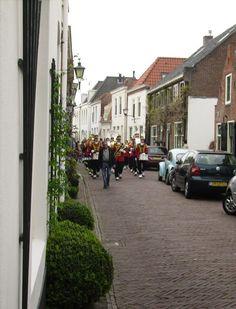 Muziekvendel Nardinc, Vesting, Naarden.