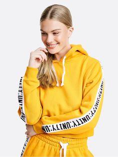 Ivy sweater     Yellow   BikBok   Worldwide