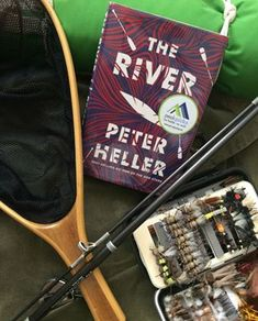 The River by Peter Heller - The Gilmore Guide to Books