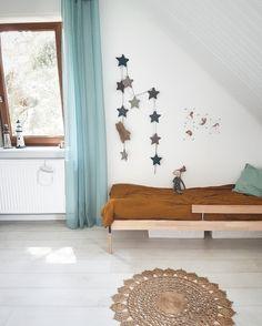 Scandinavian boys room, kids room, retro room
