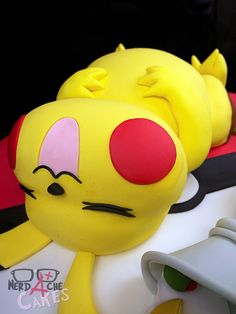 What do you do with the drunken Pikachu?