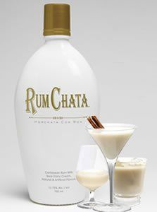 RumChata® Tiramisu Martinis -takeoff on the Italian classic of tiramisu flavoring turned into a martini The Tiramisu Martini 2 parts RumChata® 1 part Espresso Vodka Shake with ice and strain into Martini glass Sprinkle with Shaved Chocolate (yum!)