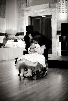 Wedding in a Wheelchair: A Disabled Bride's Wedding | Love My Dress® UK Wedding Blog