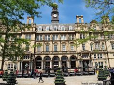 The old post office city square Leeds Yorkshire City, Leeds England, John Harrison, Short Breaks, Old Post Office, Leeds City, Kingdom Of Great Britain, Republic Of Ireland, Daily Photo
