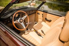 Nice Volkswagen 2017: I'll take it! 1956 1974 Volkswagen Karmann Ghia Interior Photo #05 - #454694 - A...  Maggie