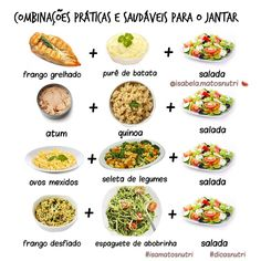 For see more of fitness life images visit us on our website ! Comidas Fitness, Dieta Fitness, No Carb Diets, Food Hacks, Healthy Lifestyle, Fitness Motivation, Fitness Life, Good Food, Food Porn