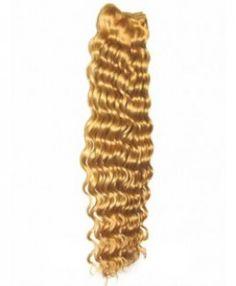 """4pcs/lot  Virgin Brazilian Hair Deep Wave #22 Light Ash Blonde  10""""-32"""""""