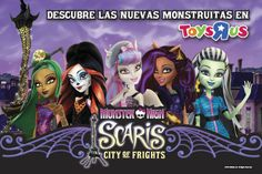 Monster High en Toys R us