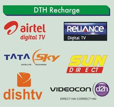 The service of DTH recharge  included in online recharge business owing to greater increase in demand of TV entertainment. Cable connections for televisions seem to be outdated today as DTH provides better picture clarity, crystal clear sound and many other features that have raised the popularity of DTH.  Logon to www.paywise.co.in and get your recharge done