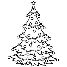 Blank Christmas Tree Coloring Page - Blank Christmas Tree Coloring Page , Coloring Pages Phenomenal Free Christmas Coloring Sheets Christmas Ornament Coloring Page, Christmas Tree Clipart, Christmas Tree Drawing, Christmas Tree Pictures, Unique Christmas Trees, Christmas Colors, Christmas Art, Xmas Tree, Christmas Tree Decorations