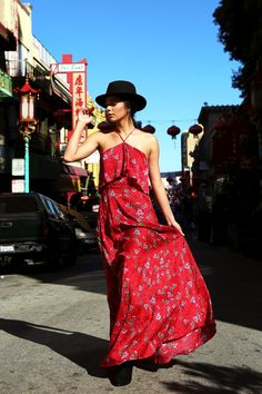 TAMGA Designs Bethari Dress