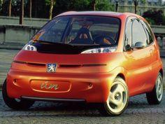 1994 Peugeot Ion concept
