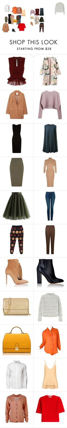 """База + изюм"" by armuzafarova on Polyvore featuring мода, Isabel Marant, MANGO, Chicnova Fashion, BOSS Hugo Boss, CO, Lipsy, River Island, Chicwish и NYDJ"