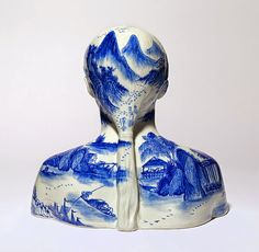 "ah xian // ""china China"" porcelain series"