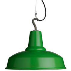Hook Pendant Lamp Grass