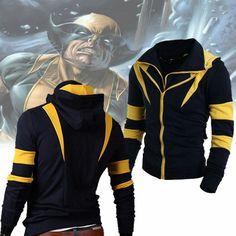 Wolverine jacket/hoodie