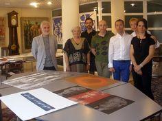 """El próximo 3 de octubre, en la Galería Brita Prinz Arte , se procederá a la entrega del premio y menciones de honor, y se inaugurará la exposición correspondiente a la 40ª edición del Premio Internacional de Arte Gráfico """"Carmen Arozena"""", que reúne dichas obras junto a las 27 seleccionadas."""