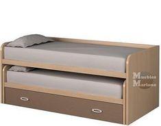 cama nido triple mariano