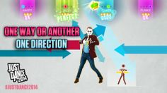 One Way or Another by One Direction is available for purchase and download on Just Dance 2014!