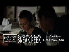 """Castle 6x05 Sneak Peek #2   """"Time Will Tell"""" Suspect Claims To Be From The Future"""