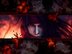 Vincent Valentine by LegendaryDragon90 on DeviantArt
