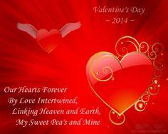 Valentine Poem 2014