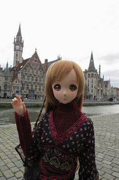 Mirai Suenaga Smart Doll by els82