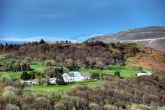 Pontardawe Golf Club in the Swansea Valley