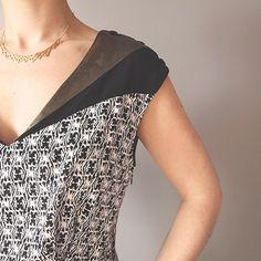 Patron Combishort / Robe Mélinda dress / Overall Pattern