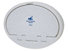 Surface-Mounted Baby Changing Station