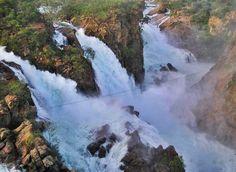 Lindas Cachoeiras do Brasil--Cachoeira de Paulo Afonso – Bahia/Alagoas