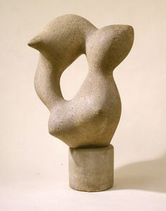 Jean Arp - Crown of Buds, I 1936 Limestone
