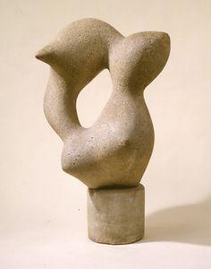 Jean Arp - Crown of Buds, I 1936 Limestone