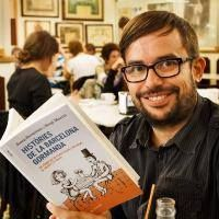 """Avui a les 20h a la sala d'actes de la biblioteca d'#Esparreguera, presentaran el llibre """"Històries de la Barcelona Gormanda"""", una obra de Josep Sucarrats i Sergi Martín. Molt recomanable als gormands i amants de la gastronomia!"""