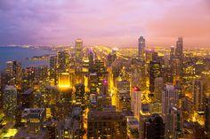 Chicago Skyline from John Hancock Center [5184x3456][OC]