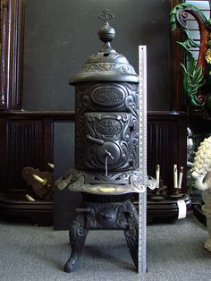 Wood burning stoves on Pinterest | Stove, Wood Stoves and Antiques