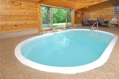 Pool and Theater Lodge - 8 Bedroom Cabin Rental | Cabin, Private ...