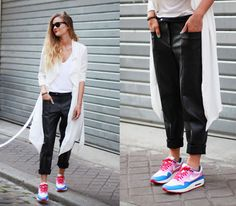quality design c2d6c 20c20 GIRLS + TIPS + STYLE  CALÇADO DO MOMENTO - sport style tennis Callejeros,  Moda