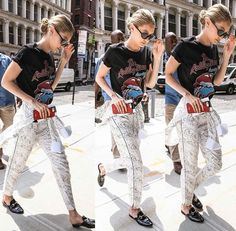 Gigi Hadid Style, Cindy Kimberly, Karlie Kloss, Famous Models, Hailey Baldwin, Bella Hadid, Kendall Jenner, Fashion Inspiration, Celebrity