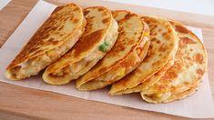 Quesadillas, Cant Stop Eating, Good Food, Yummy Food, Tortilla Recipe, Crispy Potatoes, Potato Recipes, Fun Recipes, Corn Dogs