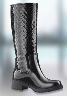 Louis Vitton Rain Boots online i found I love i want
