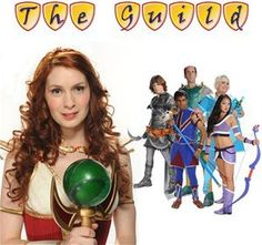 The Guild. A hilarious web series created by Felicia Day.