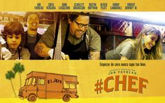 Los jueves son para 'Sabores de Cine'. A partir de ahora y de forma periódica os traeremos una reseña de una película con toques gastronómicos y enfocada desde este punto de vista.  Hoy hablamos de Chef (2014), película dirigida y protagonizada por el director de Iron Man 1,2 y 3, Jon Favreau (¿bocadillos tira rayos? Posiblemente).  ¡No os perdáis la receta de Bocadillo Cubano!  #cine #gastronomía #cocina #arte #recetas