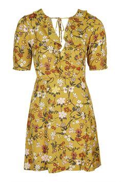 Secret Garden Tea Dress - Dresses - Clothing - Topshop
