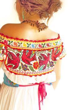 wedding dress, boho, hippie