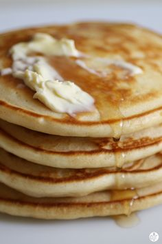 """Fluffy Pancakes   """"These are AWESOME! Some of the fluffiest pancakes I've ever had. My husband raved about them."""""""