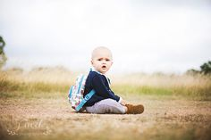 adorable little backpack - j. noel photography: family photography