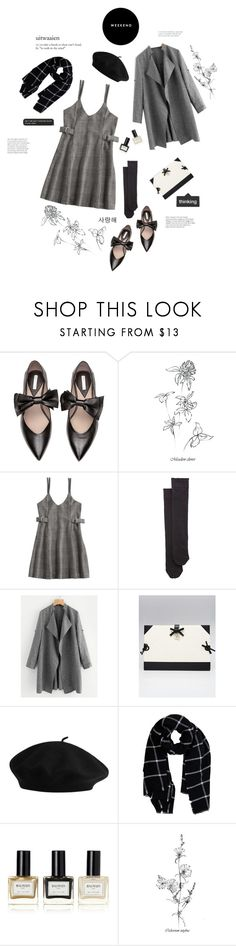 """when I try to clear my head, thoughts of you still linger"" by mountainrose ❤ liked on Polyvore featuring Wolford, Chanel, Warehouse and Balmain"