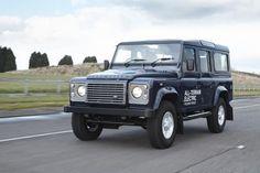 Crossover électrique : Land Rover aura son propre Jaguar I-Pace
