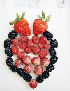 Meriendas, desayunos y postres con corazón. Siempre :))